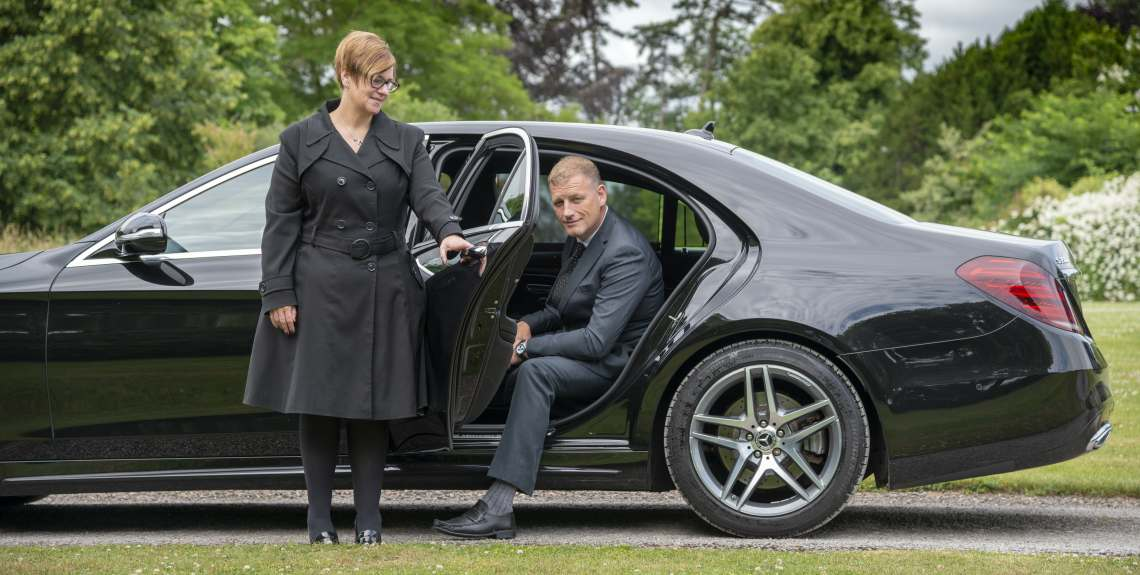 Chauffeur Services, Gloucestershire