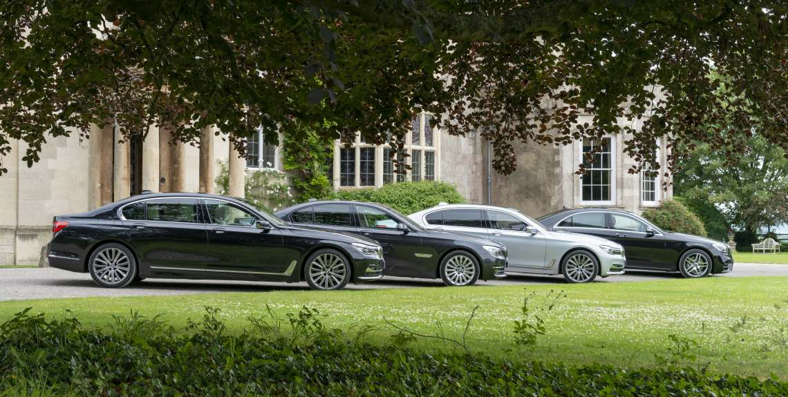 Long Distance Chauffeur Services, Gloucestershire